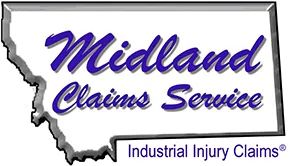 Midland Claims Services Logo - Industrial Injury Claims